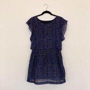 Forever 21 Blue Tunic / Mini Dress - Medium